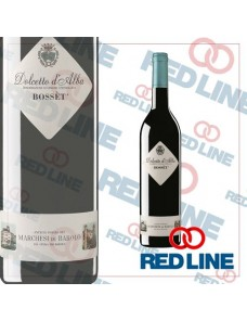 MARCHESI DI BAROLO - Dolcetto dell\'Alba Bosset 2018 DOC , 750 ml