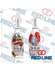 SANTERO - 958 Extra Dry LOVE ROSSO DOLCE 750 ml