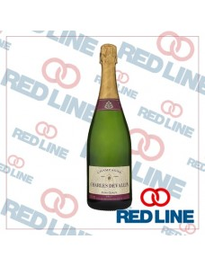 CHARLES DEVALLIN - Champagne Brut Extra Quality 75 cl