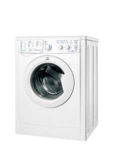 INDESIT  - Lavatrice IWC71253 Carica Frontale 7Kg 1200rpm A+